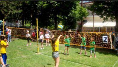 Photo of Βόλεϊ: Παιδια(δα) στο θερινό τουρνουά «Μίνι Βόλεϊ» του Αριστέα Φιλώτα-Αμυνταίου