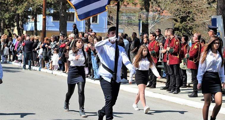 Photo of Ο εορτασμός για την εθνική επέτειο της 25ης Μαρτίου στο Αμύνταιο – Δείτε ολόκληρη την σημερινή παρέλαση ( Βίντεο )