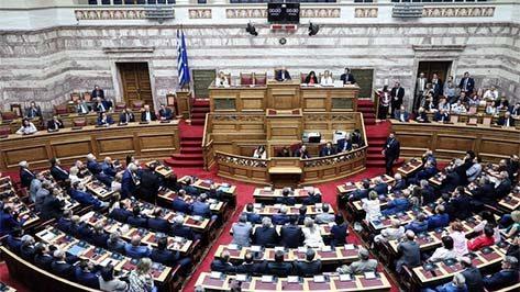 Photo of Βουλή: Ψήφο εμπιστοσύνης με 158 «ναι» έλαβε η κυβέρνηση ΝΔ