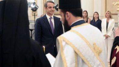 Photo of Ο Κυριάκος Μητσοτάκης ορκίστηκε πρωθυπουργός