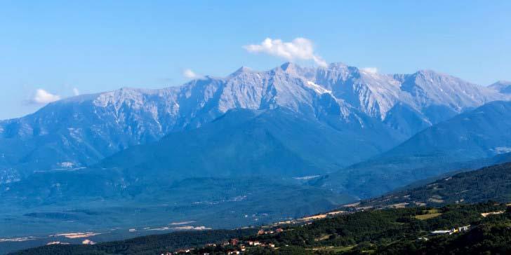 Photo of Εμεινε άφωνος : Tι βρήκε ορειβάτης στην κορυφή του Ολύμπου