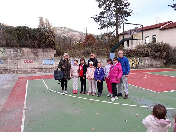 Photo of Το Προπαιδικό Πρωτάθλημα Τένις Κεντροδυτικής Μακεδονίας στη Φλώρινα