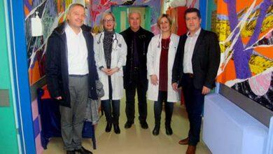 Photo of Επίσκεψη του Αντιπεριφερειάρχη κ. Ιωάννη Κιοσέ στο Γενικό Νοσοκομείο Φλώρινας