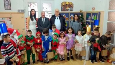 Photo of Επίσκεψη του Αντιπεριφερειάρχη Φλώρινας στον Δήμο Πρεσπών, ενόψει των εορτών