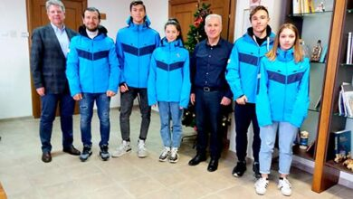 Photo of Το μήνυμα του Αντιπεριφερειάρχη Φλώρινας προς την Ελληνική Ολυμπιακή αποστολή των Χειμερινών Αγώνων Νέων της Λωζάνης – 2020