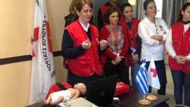 Photo of Ερυθρός Σταυρός: Η δύναμη του εθελοντισμού στην πράξη – Στηρίζοντας ασυνόδευτα προσφυγόπουλα
