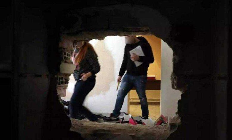 "Photo of ""Ποντικοί"" τρύπωσαν σε ιατρείο και άρπαξαν 200.000 ευρώ!"