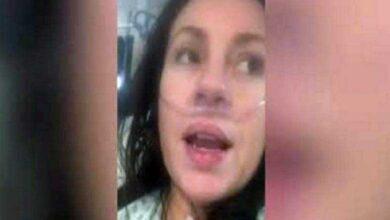 Photo of Σοκάρει βίντεο από Βρετανίδα με κορονοϊό – Πασχίζει για ανάσα, προειδοποιεί να μη ρισκάρουμε