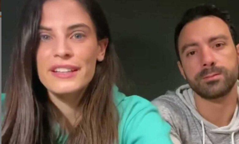 Photo of Σάκης Τανιμανίδης – Χριστίνα Μπόμπα: Είναι πλέον αρνητικοί στον κορονοϊό!