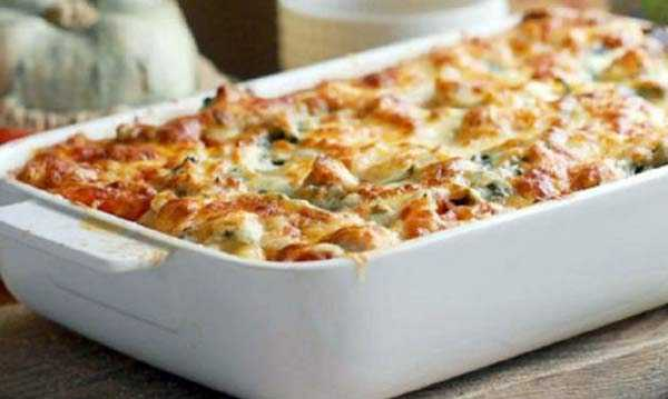 Photo of Αγιορείτικη συνταγή: Παστίτσιο με ρεβύθια και μπεσαμέλ λαχανικών!