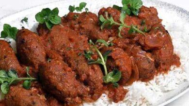Photo of Νηστίσιμα σουτζουκάκια αλά master chef !