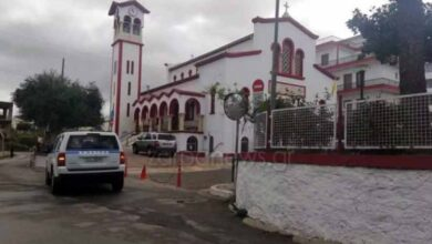 Photo of Εκκλησία και περιπολικά για πιστούς που «τρύπωσαν» πάρα την σχετική απαγόρευση εκκλησιασμού για το κοινό