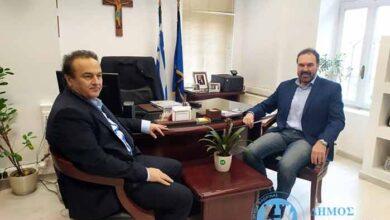 Photo of Συνάντηση του Δημάρχου Φλώρινας Βασίλη Γιαννάκη με τον Βουλευτή Γιάννη Αντωνιάδη