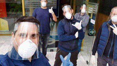 Photo of 248 Ασπίδες Προστασίας 3D παραδόθηκαν στο Νοσοκομείο Καστοριάς χάρη στη ΔΩΡΕΑ της «Covid-19 Response Greece»