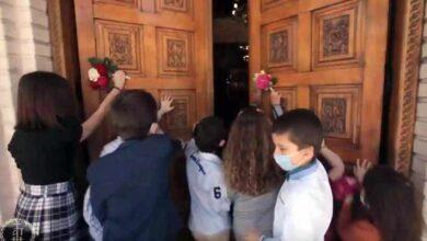 Photo of Θεσσαλονίκη: Μικρά παιδιά ανοίγουν την κλειστή εκκλησία! Ένα βίντεο γεμάτο συμβολισμούς