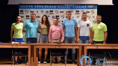 Photo of Η Φλώρινα θα φιλοξενήσει το North Area Beach Volley Circuit