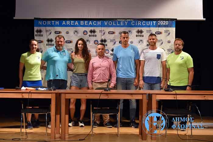Photo of Η Φλώρινα θα φιλοξενήσει το North Area Beach Volley Circuit