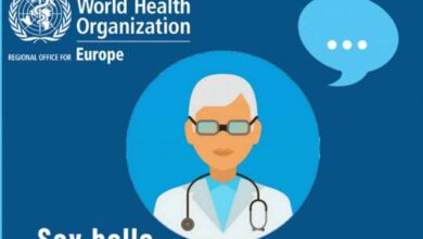 Photo of Κορονοϊός: Απευθείας επικοινωνία με τον Παγκόσμιο Οργανισμό Υγείας τώρα και στα … ελληνικά μέσω εφαρμογής