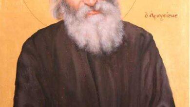 Photo of Ο βίος και το έργο του Γέροντα Παΐσιου που εορτάζει σήμερα