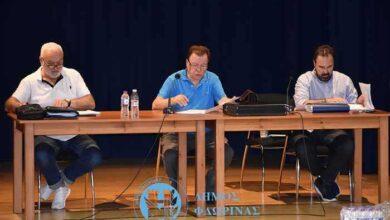 Photo of Οι δύο τελευταίες συνεδριάσεις του δημοτικού συμβουλίου Φλώρινας