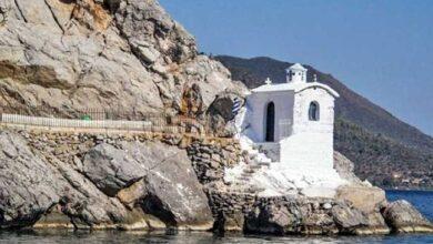 Photo of Σε ποιο μέρος της Ελλάδας βρίσκεται εκκλησάκι χτισμένο με κρασί;