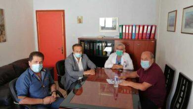 Photo of Ο βουλευτής της Π.Ε ΦλώριναςΓιάννης Αντωνιάδης επισκέφτηκε το νοσοκομείο Φλώρινας