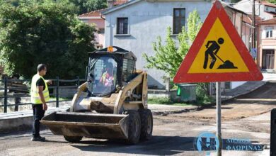 Photo of Ασφαλτοστρώσεις οδών και αποκαταστάσεις πλακόστρωτων και πεζοδρομίων στην πόλη της Φλώρινας