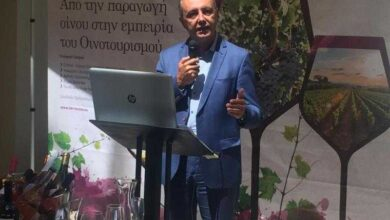 "Photo of Παρουσία του Υφ. Εσωτερικών κ. Θεόδωρου Καράογλου η εκδήλωση οινοτουρισμού ""Terra Vino"" στη Φλώρινα"