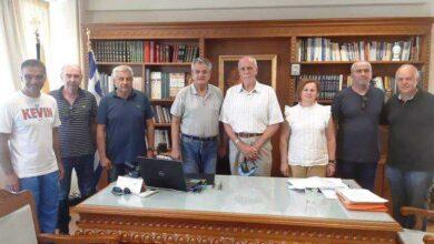 Photo of Επίσκεψη του Γενικού Γραμματέα του ΣΕΓΑΣ κ. Σεβαστή Βασίλη στον Αντιπεριφερειάρχη Π.Ε. Κοζάνης κ. Γρηγόρη Τσιούμαρη