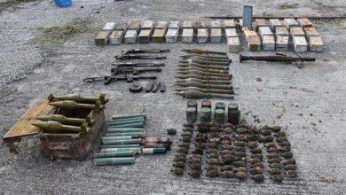 Photo of Μεγάλες ποσότητες πολεμικού υλικού βρέθηκαν θαμμένες σε χώρο αποθήκευσης, σε περιοχή της Καστοριάς – Βίντεο