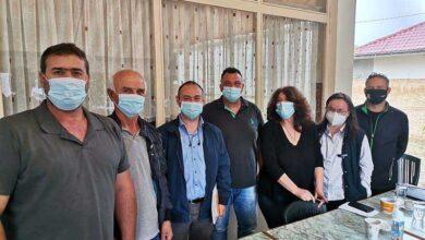 Photo of Επίσκεψη του Αντιπεριφερειάρχη Περιφερειακής Ανάπτυξης, Νίκου Λυσσαρίδη, στην τοπική κοινότητα Ροδίτη