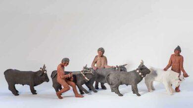 Photo of Έκθεση Μικρογλυπτών του Γιάννη Καστρίτση με τίτλο «Ο δρόμος προς τη θυσία»